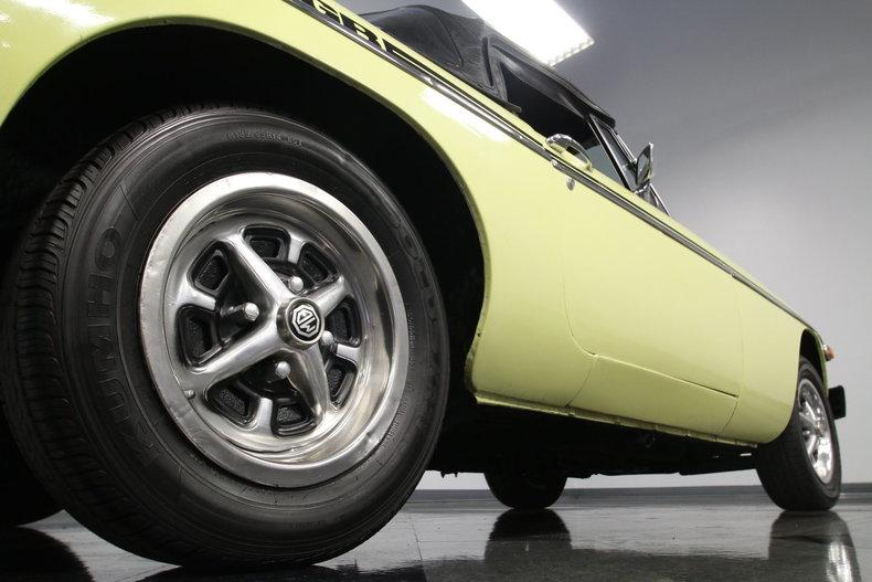 1976 MG MGB #19