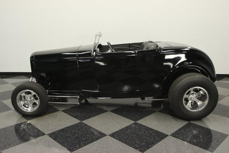 1932 Ford Highboy Roadster #1