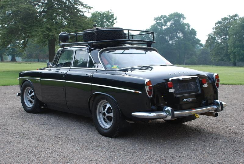 Rover  1970 P5B Coupe #2