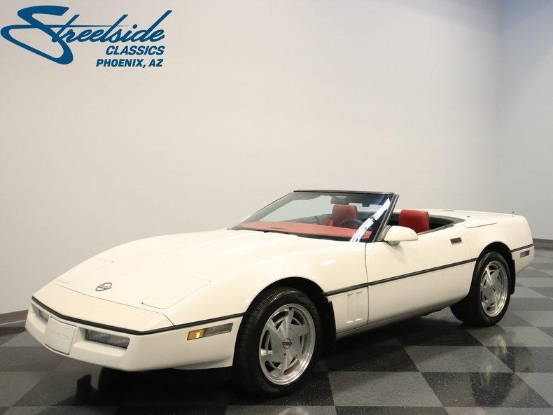 1988 Chevrolet Corvette #0
