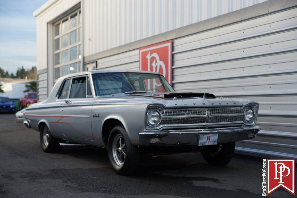 1965 Plymouth Belvedere #4