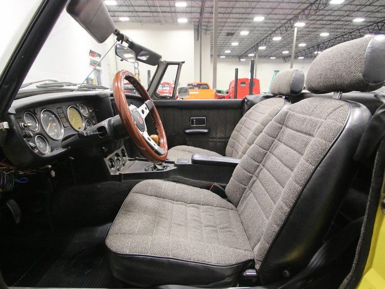 1977 MG MGB #3