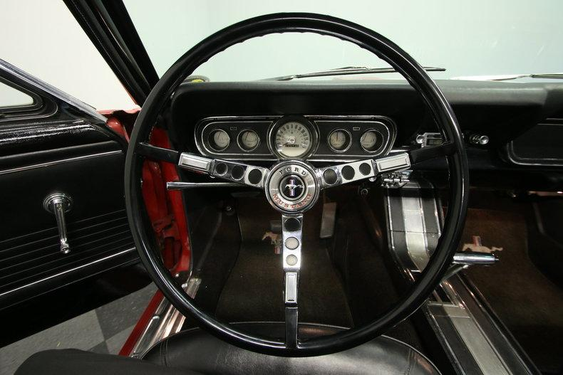 1966 Ford Mustang Convertible #40