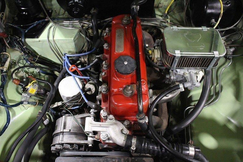 1970 MG MGB GT #51