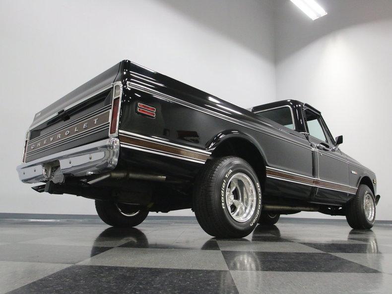 1971 Chevrolet C10 #20