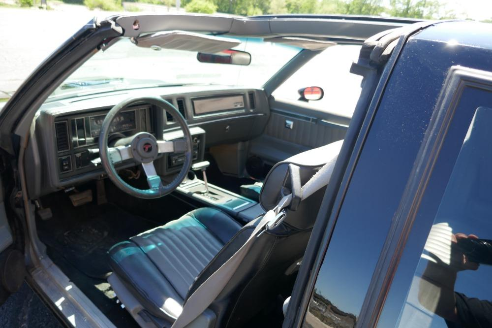 1987 Buick Grand National -AFFORDABLE ONE OWNER WITH T TOPS-SEE VIDEO Stock # 87381JP for sale near Mundelein, IL | IL Buick Dealer #27