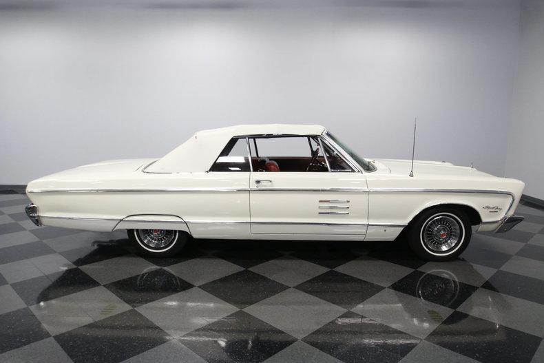1966 Plymouth Sport Fury Convertible #21