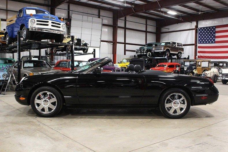 2005 Ford Thunderbird #1