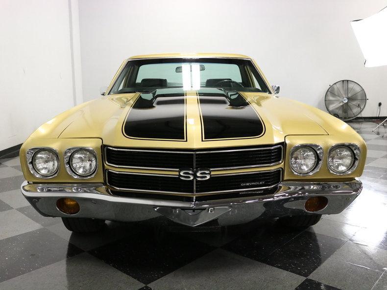 1970 Chevrolet El Camino #4