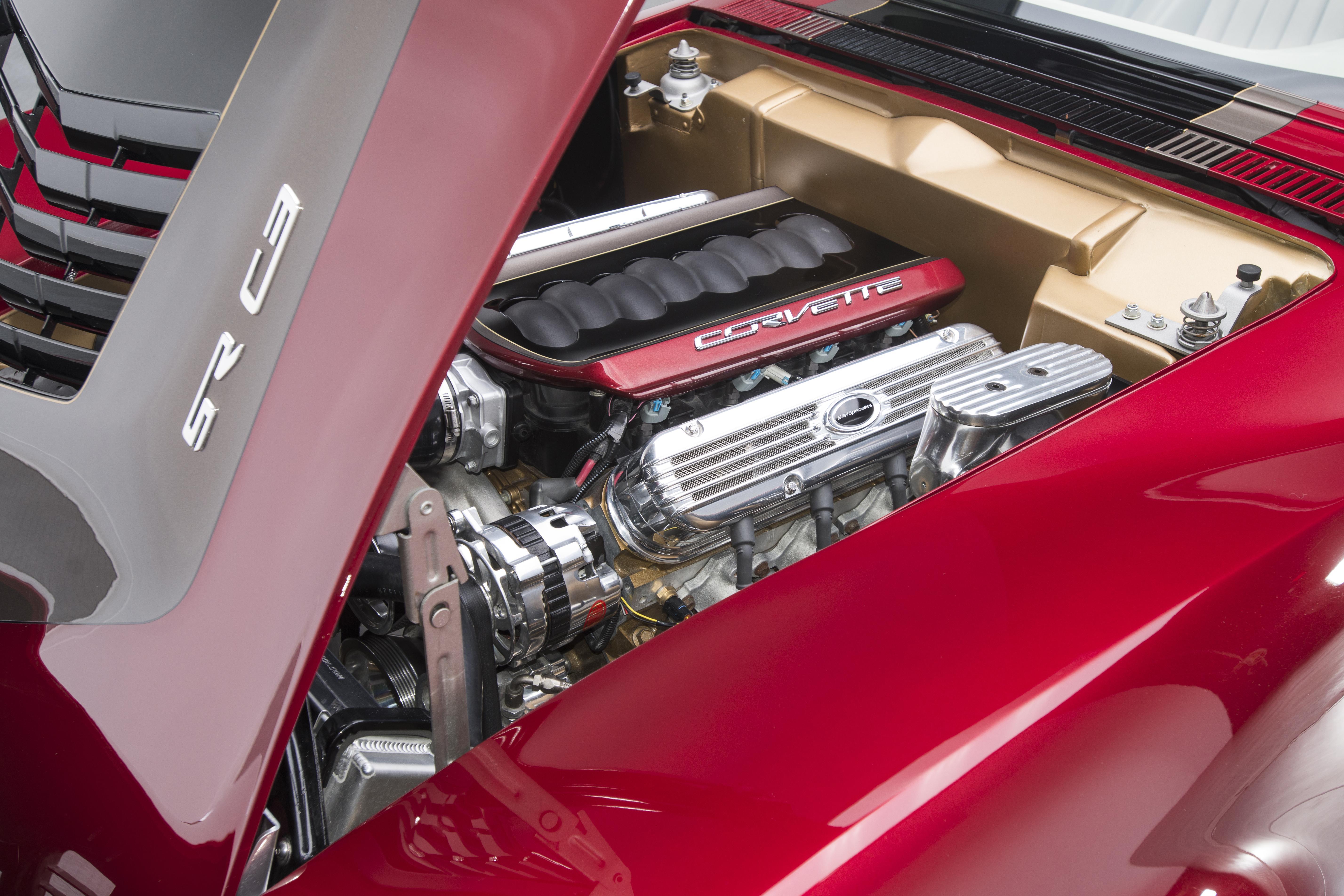 1972 Chevrolet Corvette1972 Chevrolet Corvette #34