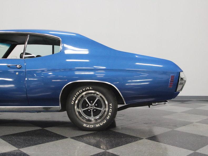 1971 Chevrolet Chevelle #11