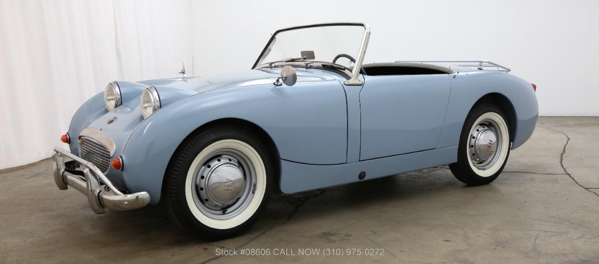 1961 Austin-Healey Bug Eye Sprite #13