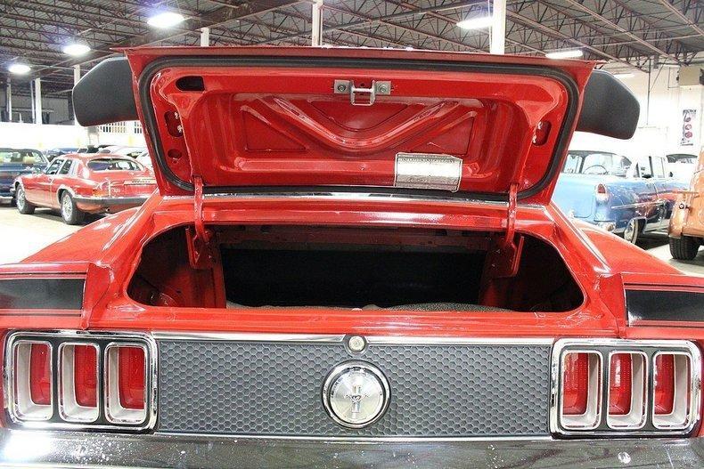 1970 Ford Mach 1 428 COBRA JET #49