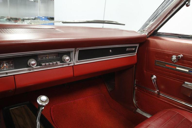 1966 Plymouth Sport Fury Convertible #41