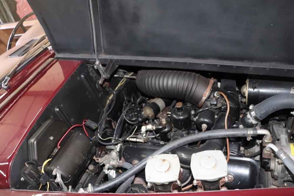 1962 Bentley S2 Continental Park Ward #21