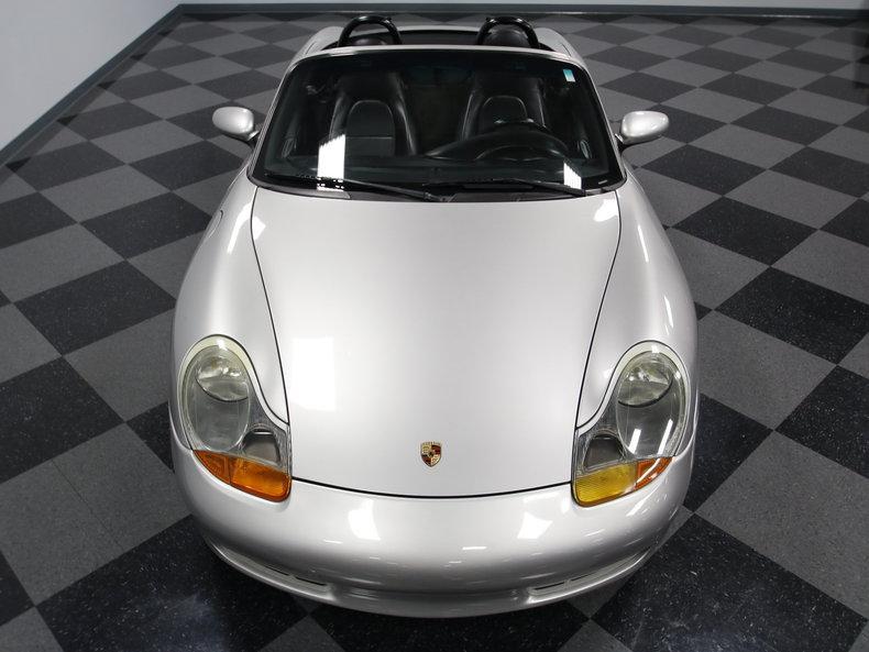 2002 Porsche Boxster #6