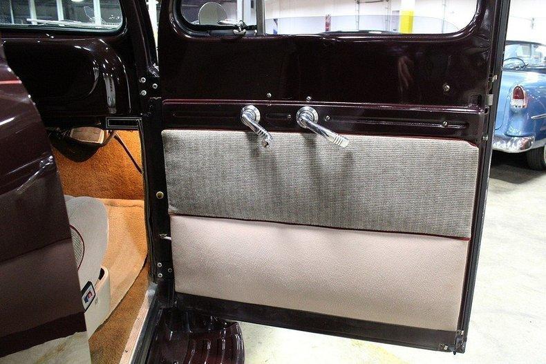 1948 Ford F1 Panel Van #11
