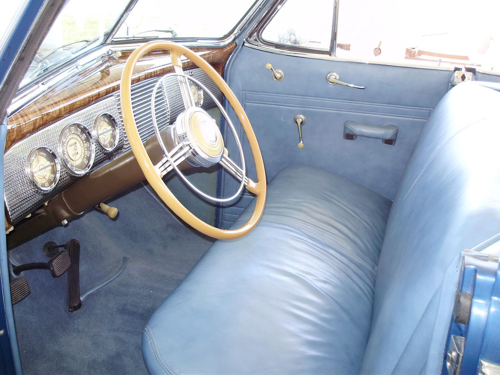 1940 BUICK CENTURY CONVERTIBLE SEDAN - Vintage Motors of Sarasota Inc. #25