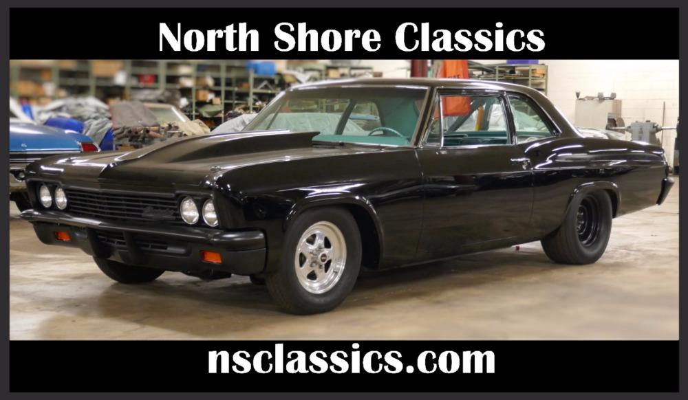 1966 Chevrolet Bel Air -POWERFUL 540 V8/ TH400 AUTOMATIC- DANA REAR- SEE VIDEO Stock # 540ILKF for sale near Mundelein, IL | IL Chevrolet Dealer #0