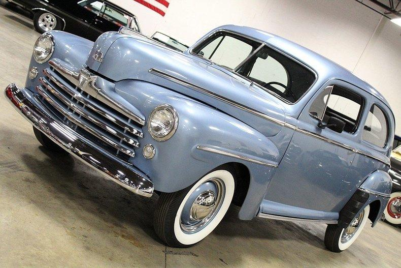 1948 Ford Deluxe #80