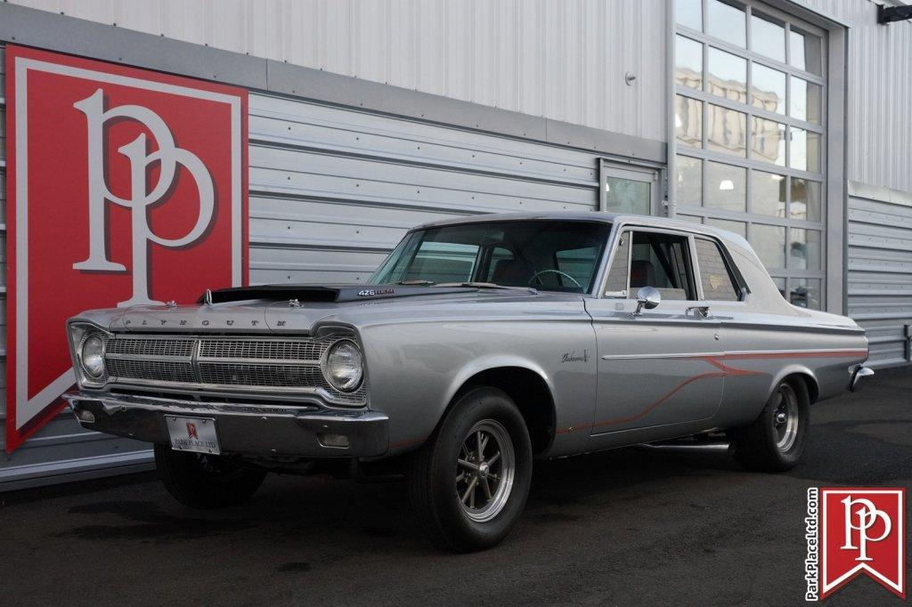 1965 Plymouth Belvedere #31