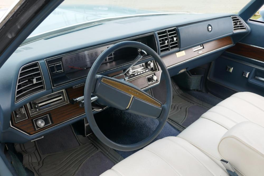 1975 Buick LeSabre -PRICE DROP - CONVERTIBLE -SUPER LOW MILES- NEW PAINT 2017-SEE VIDEO Stock # 75ILKF for sale near Mundelein, IL | IL Buick Dealer #38