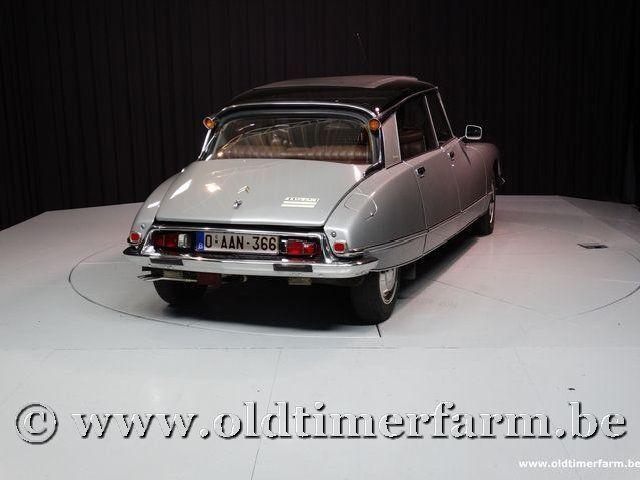 Citroën DS23 Injection Pallas Découvrable '73 #29