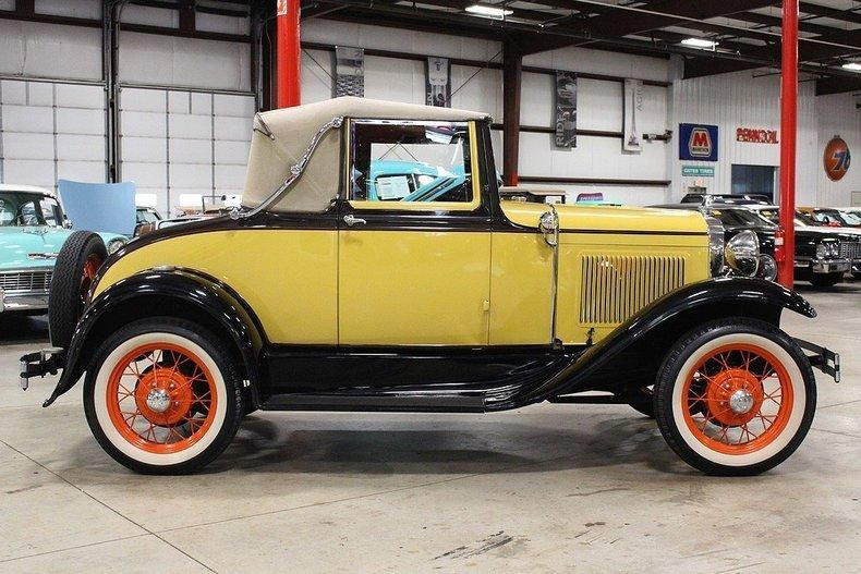 1931 Ford Model A #54