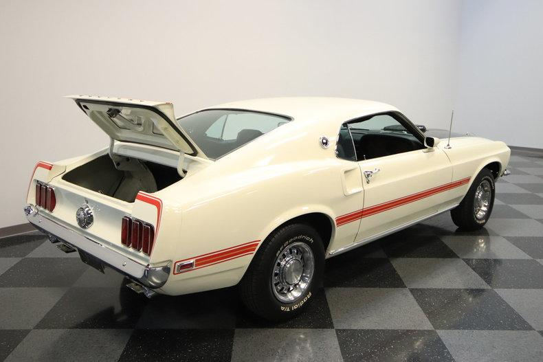 1969 Ford Mustang Mach 1 Cobra Jet #29