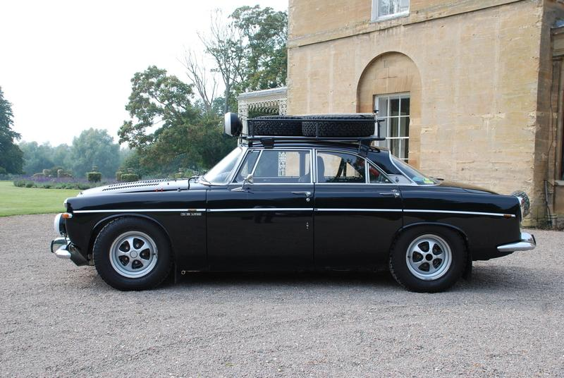 Rover  1970 P5B Coupe #1