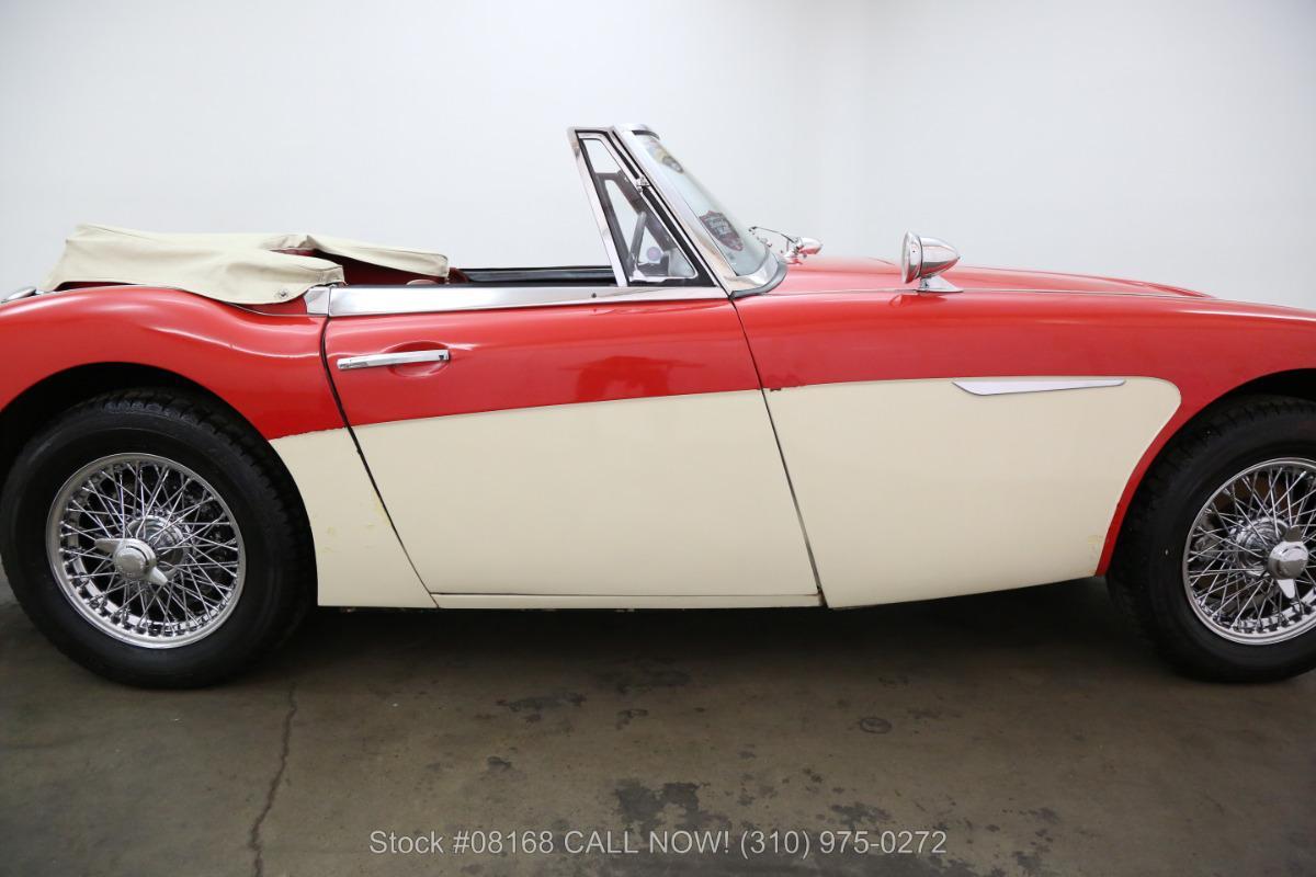 1963 Austin-Healey 3000 BJ7 #30