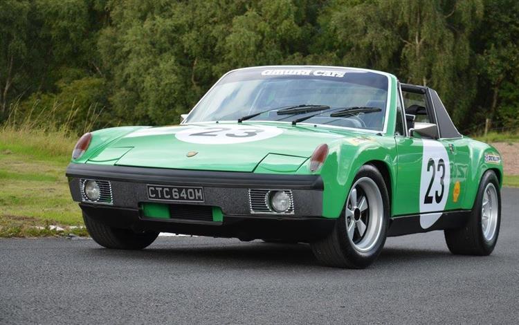 Porsche 914/6 S/T #0