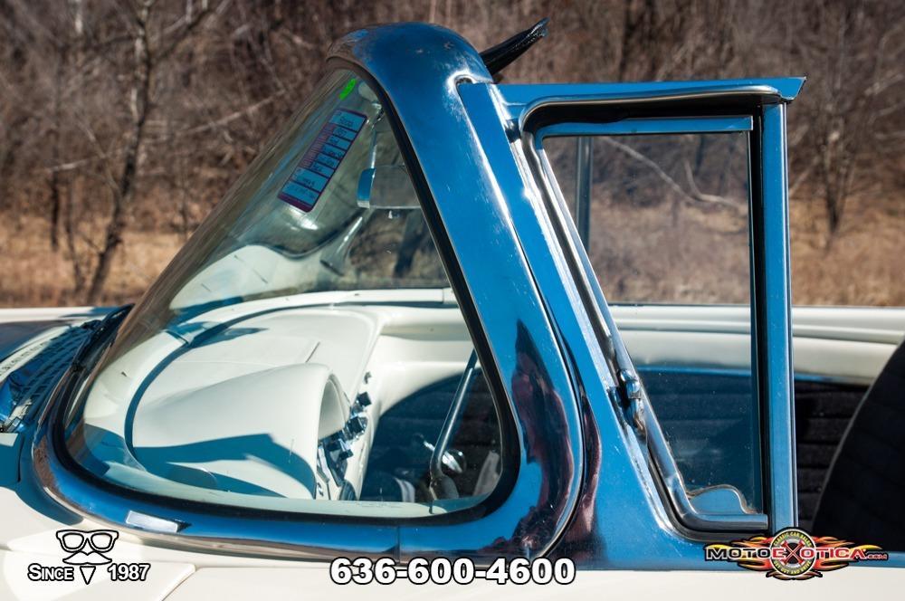 1957 Ford Fairlane 500 Sunliner Restomod #58