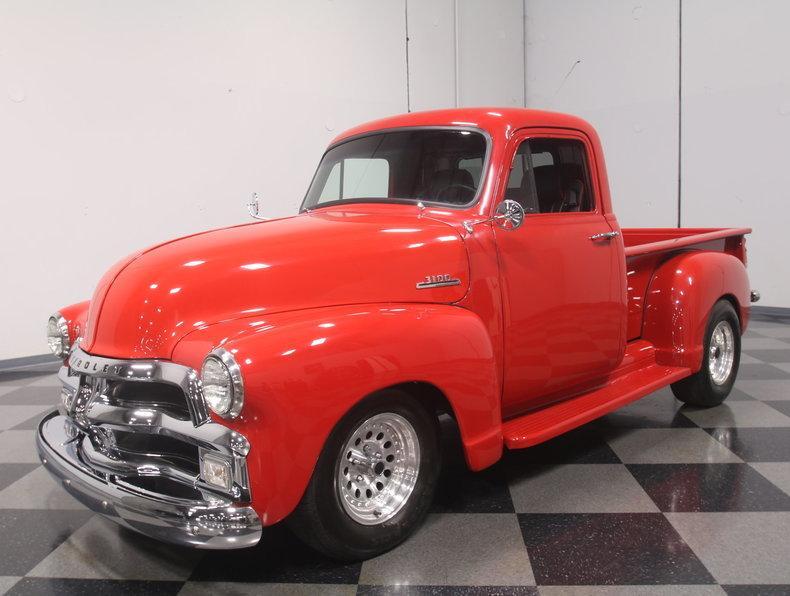 1954 Chevrolet 3100 #7