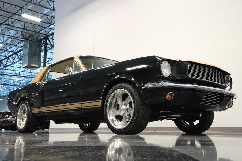 1965 Ford Mustang Restomod #25