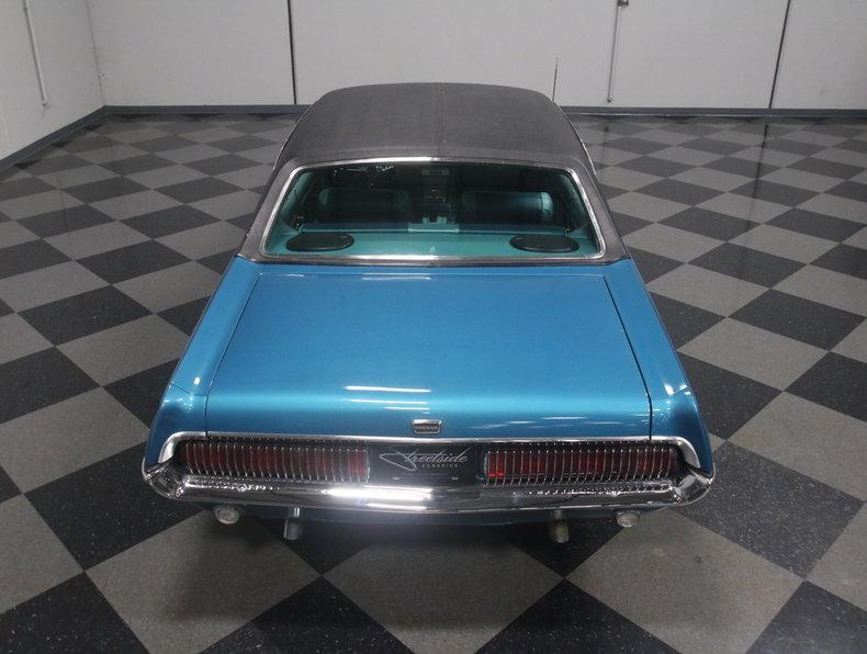 1967 Mercury Cougar #17