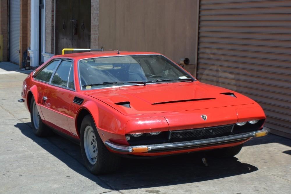1976 Lamborghini Jarama S #0