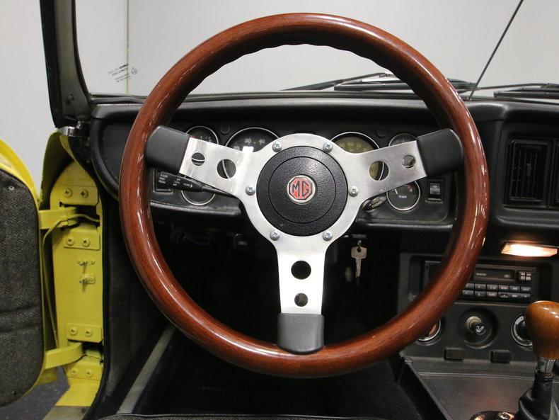 1977 MG MGB #53