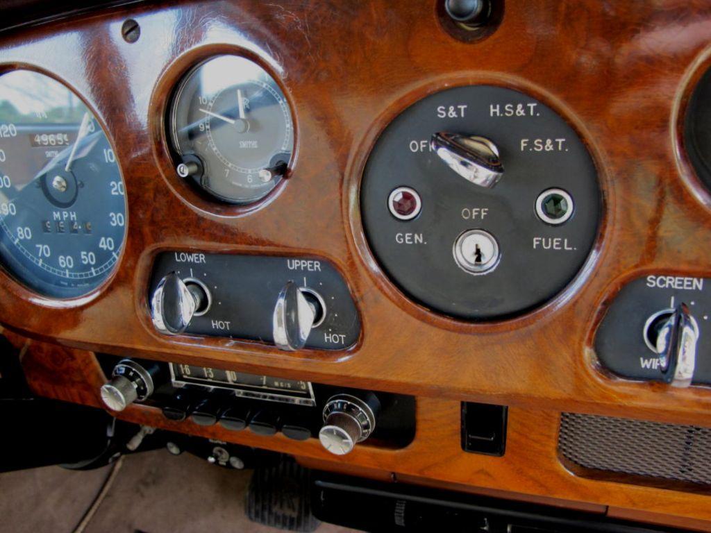 1963 Rolls-Royce Silver Cloud III Standard Sedan #LSCX49 – 49,636 Miles #6