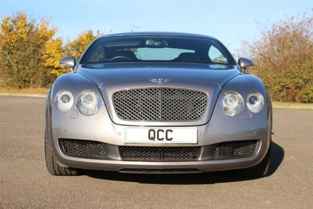 Bentley Continental GT MULLINER DRIVING SPEC #3