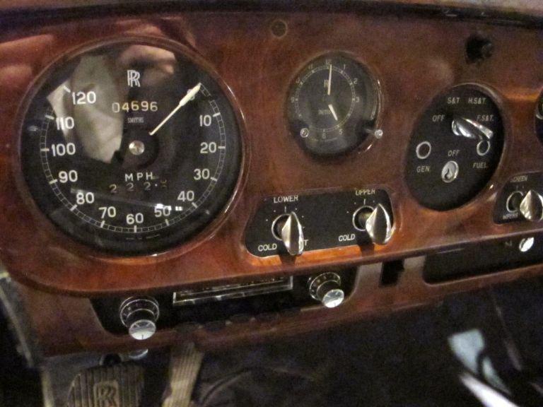 1964 Rolls-Royce Silver Cloud III #LSFU155 – 4,689 Miles From New #4