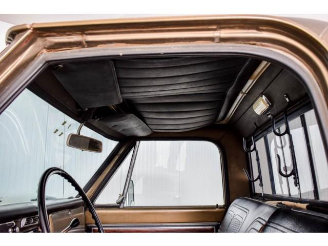 Chevrolet Pickup Custom Camper V8 #67