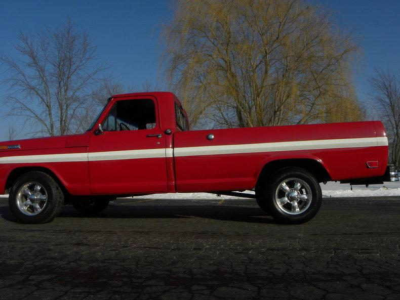 1969 Ford F100 Deluxe Styleside Pickup #21