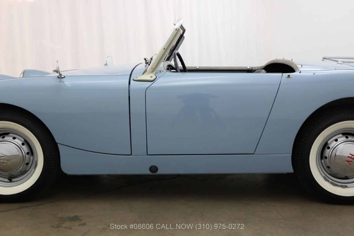 1961 Austin-Healey Bug Eye Sprite #21