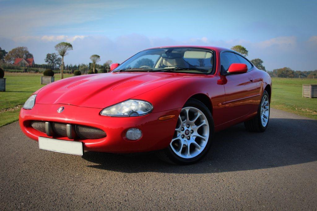 Jaguar XK XKR COUPE #1