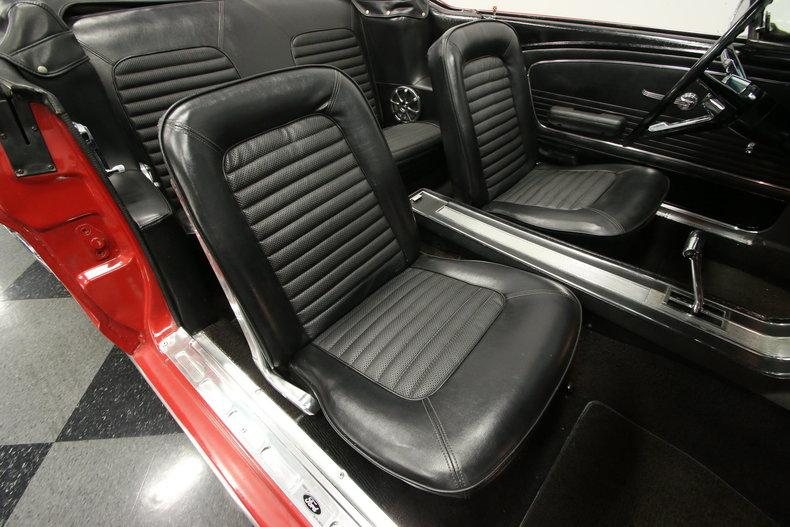 1966 Ford Mustang Convertible #47