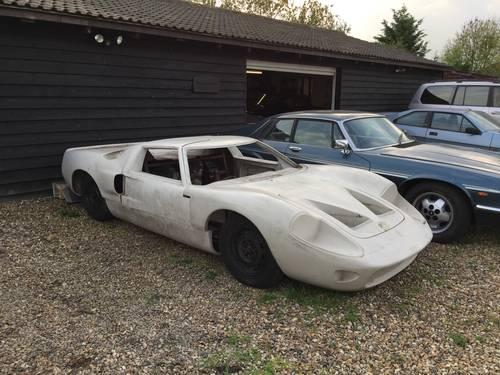 Ford Gt Gt Developments Classic Car