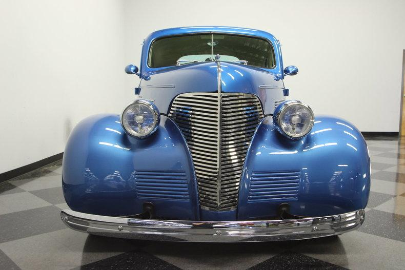 1939 Chevrolet Business Coupe #4