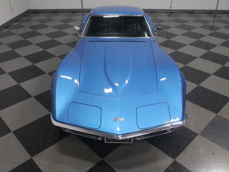 1969 Chevrolet Corvette #7