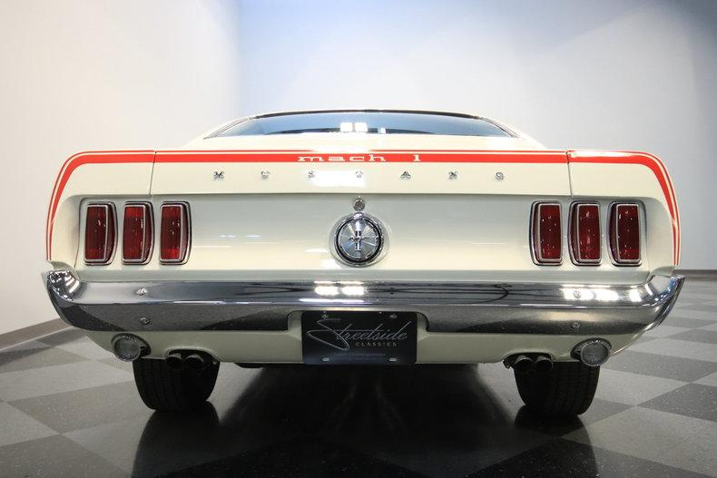 1969 Ford Mustang Mach 1 Cobra Jet #14